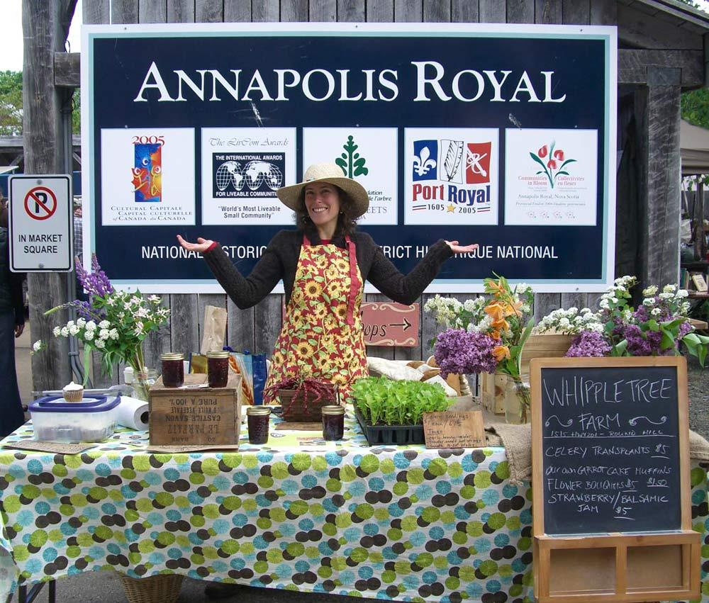Annapolis Royal Farmers and Traders Market